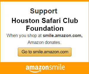 Support Houston Safari Club Foundation.
