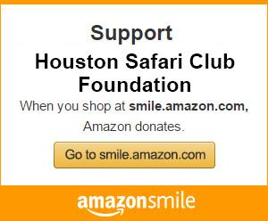 Support Houston Safari Club Foundation.